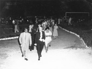 1961 Prize Giving Ceremony